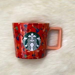 Starbucks Summer 2020 Hibiscus Mug Cup